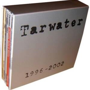 Tarwater 1996-2002 (boxset of all 5 albums)
