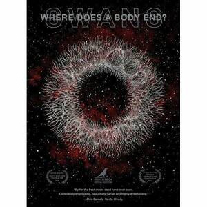 Swans - Where Does A Body End? [deluxe 2Blu-Ray limited]