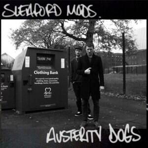 Sleaford Mods - Austerity Dogs [vinyl neon yellow]