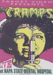 Cramps - Live At Napa State Mental Hospital [DVD]
